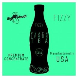 PEACH LEMON TEA FIZZY BIG MOUTH