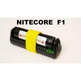 CHARGEUR 1 ACCUS + POWERBANK NITECORE F1