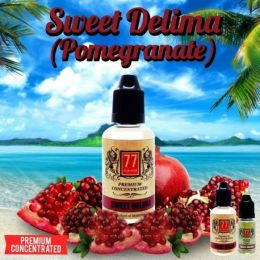 Concentré Sweet Delima par 77 Flavor 30ml