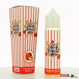 E-liquide Strawberry Drizzle - 60ml - 0mg