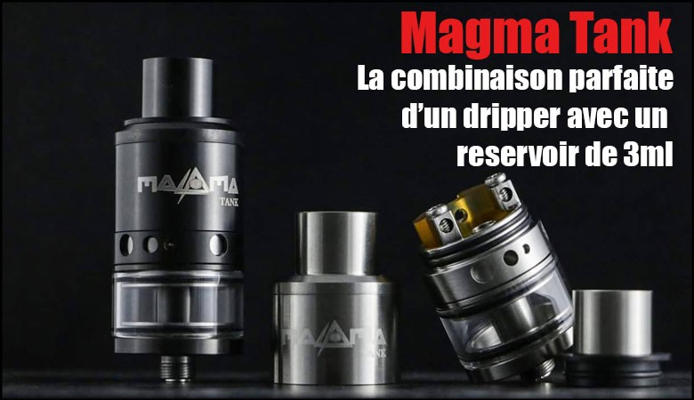 Magma Tank de Paradigm