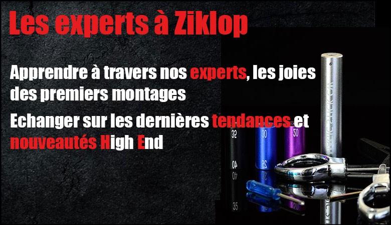 Pour les Experts
