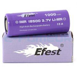 Purple efest 18500