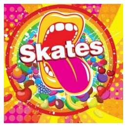SKATES BIG MOUTH