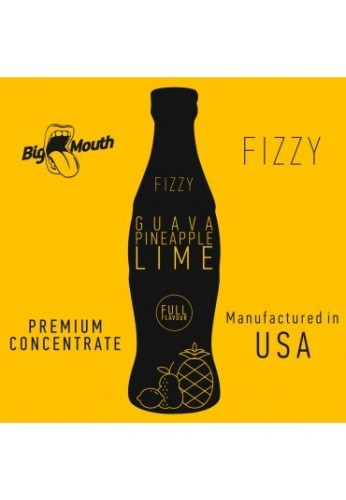 GUAVA PINEAPPLE LIME FIZZY BIG MOUTH