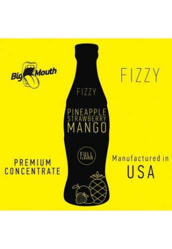 PINEAPPLE STRAWBERRY MANGO FIZZY BIG MOUTH