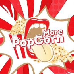 MORE POPCORN BIG MOUTH