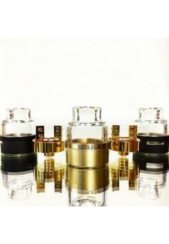 US1 TANK - TRINITY GLASS NEW EDITION BLACK/BRASS