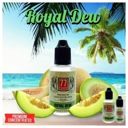 Concentré Royal Dew par 77 Flavor