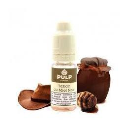 Tabac au Miel Noir 10 ml - Pulp - FRC