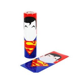 WRAPS POUR BATTERIE 18650 SUPERMAN