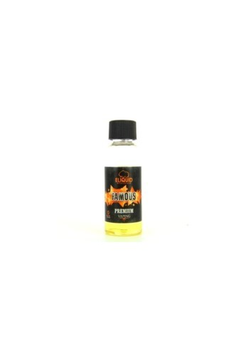 Famous - 50 ml - 0 mg (option booster)