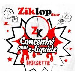 Concentré Noizette ZK Noisette 10ml - Ziklop DIY