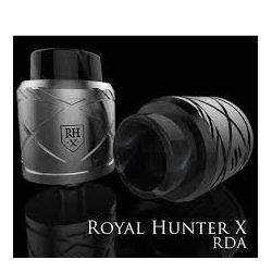 ROYAL HUNTER X COUNCIL OF VAPOR