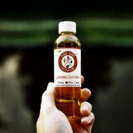 E-liquide Caramel Custard 50ml You Got E-juice