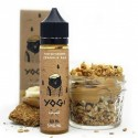E-Liquide Peanut Butter Banana Yogi 50ml 0mg