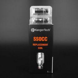 Résistance SSOCC Kanger Subtank