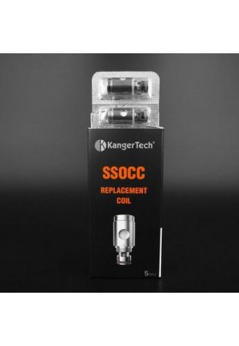 Pack 5 Résistances SSOCC Kanger Subtank