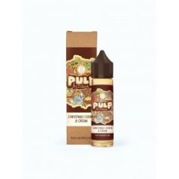 Christmas cookie & cream 50ml - Pulp Kitchen by Pulp
