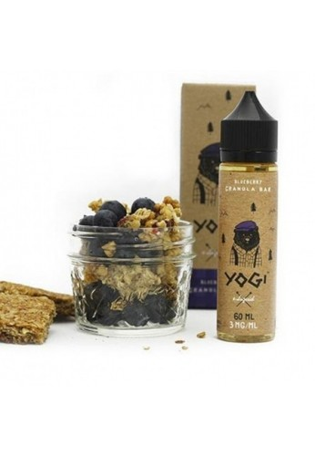 Blueberry Yogi 100ml