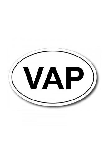 Autocollant VAP