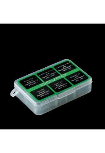 Dovpo Coils 316L Pack 6 en 1