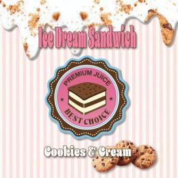 COOKIES & CREAM ICE DREAM SANDWICH