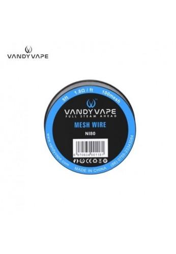 NI80 Mesh (100) Vandy Vape