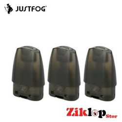 Pack 3 Cartouches Minifit 1.5 ml Justfog