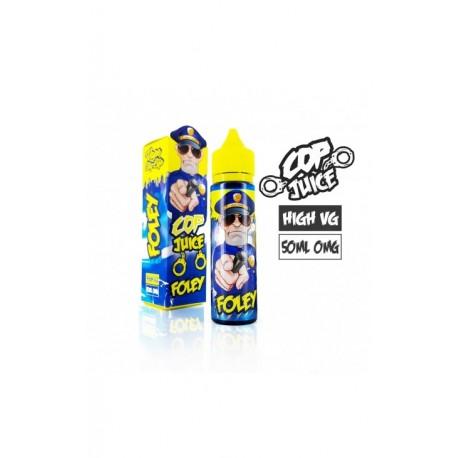 E-liquide Foley Cop Juice 10 ml