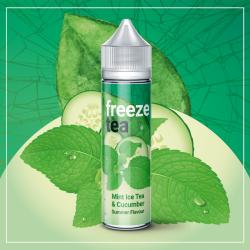 Concentré FREEZE TEA - Mint Ice Tea & Cucumber