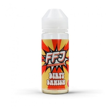 Dirty Danish Food Fighter eJuice 100ml