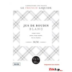 Le Boudin Blanc 50ml - Le French Liquide