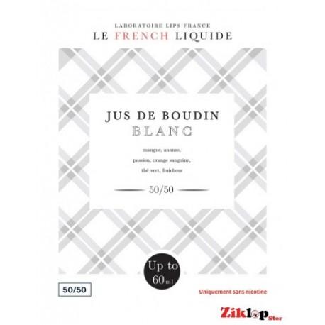 Jus de Boudin Blanc - Le French Liquide 50ml