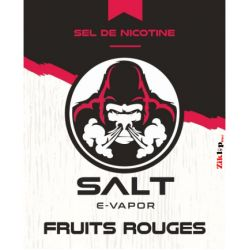 Fruits Rouges - Salt E-Vapor - 10 ml