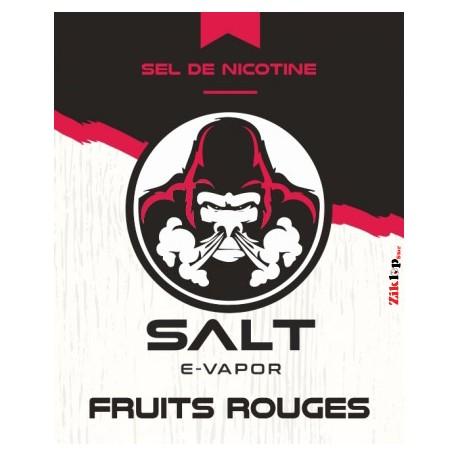 Fruits Rouges - Salt E-Vapor - 10 ml