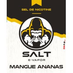 Mangue Ananas- Salt E-Vapor - 10 ml