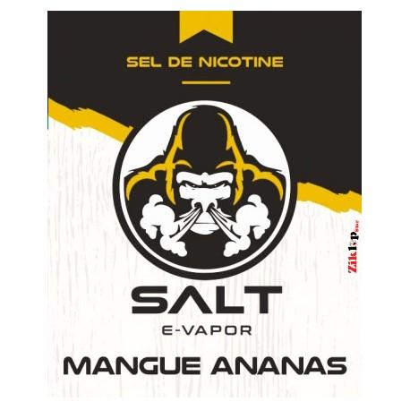 Mangue Ananas- Salt E-Vapor - 10 ml