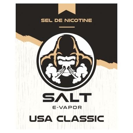 USA Classic - Salt E-Vapor - 10 ml