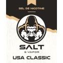 USA Classic 10 ml - Salt E-Vapor