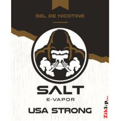 USA Strong- Salt E-Vapor - 10 ml