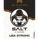 USA Strong 10 ml - Salt E-Vapor