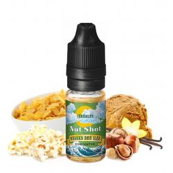 Concentré  Nut Shot - Nuages des Iles - 10ml