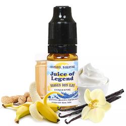 Concentré Juice of Legend- Nuages des Iles