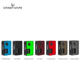 Box Pulse X Vandy vape