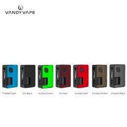Box Pulse X Vandy vape