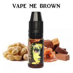 Concentré Vape Me Brown 10ml - Ladybug Juice