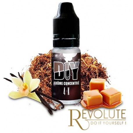 Arôme 4x (tabac) Revolute 10 ml