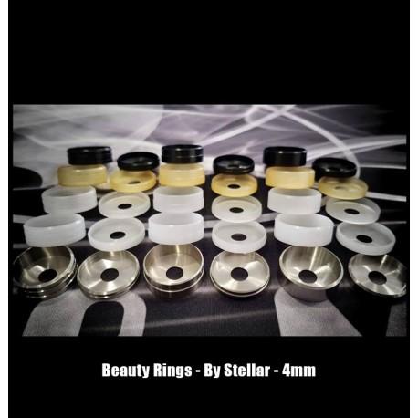 BEAUTY RINGS 4MM - STELLAR
