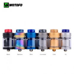 Serpent Elevate RTA Wotofo